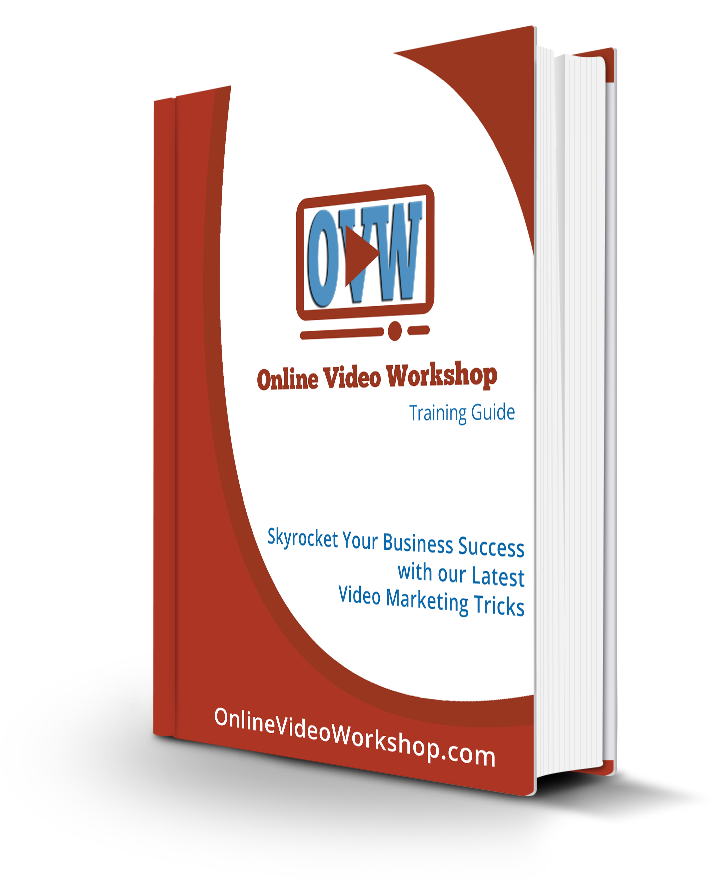 online video workshop training guide